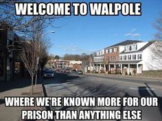 Welcome to Walpole