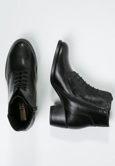 Pier One Ankle Boot - nero - Zalando.de