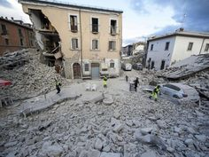 Italy Earthquake 2016: Death Toll Rises to 247