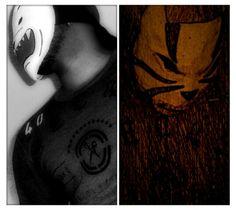 ANBU Mask duality