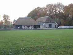 Aan beide zijden open Landhuis in Voorthuizen