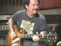 Steve Lukather -Playing '59 Gibson Les Paul original