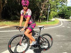 Naty Dominguez | Let your life be a reflection of your passion #cycling #fit #train
