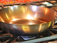 How to cook with a carbon steel wok. #cooking
