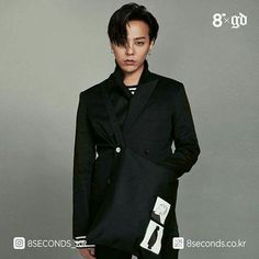 GDRAGON x 8Seconds