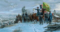 The Fighting 69th, The   General Meagher and The Irish Brigade Fredericksburg, Virginia December 2, 1862