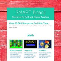 Smart Board Jeopardy Template  Websites I Use In My Elementary