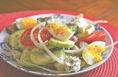Cretan Salad | Oldways