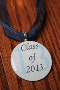 Personalized Graduation Necklaces by LaDeDaDesignsShop on Etsy, $15.00