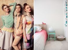 Pastels for Your Home and Closet - The Interior Collective