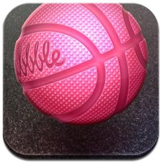 dribbble ball icon