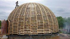 как построить купольный дом своими руками: 18 тыс изображений найдено в Яндекс.Картинках