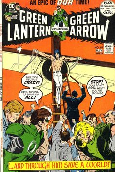 You are purchasing: Green Lantern Fine + Crucifixion Neal Adams DC Comics 1960 Series Scan is of item you will receive. The year in the title indicates the starting date of the series for identification. Dc Comic Books, Vintage Comic Books, Comic Book Covers, Vintage Comics, Green Lantern Green Arrow, Green Lantern Corps, Dc Comics, Cover Art, Nostalgia