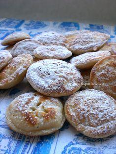 My Little Expat Kitchen: Poffertjes – Dutch mini pancakes