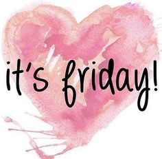 Happy Friday, y'all! I have been working on this post off and on for a month. I decided to make this into a Friday Favorites post because I have had so many recent conversations with other w… Friday Morning Quotes, Happy Friday Quotes, Good Morning Quotes, Friday Sayings, Good Morning Friday, Sunday, Friday Weekend, Happy Weekend, Happy Day