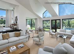 Woodside Luxury Homes and Real Estate | Contemporary Resort Privacy in Central Woodside