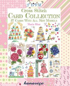 Tuva Publishing   Cross Stitch: Card Collection