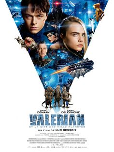 Valerian and the City of a Thousand Planets, 2017