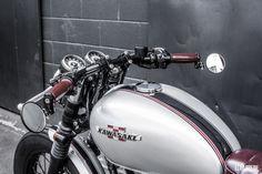Kawasaki W800 Ellaspede 5