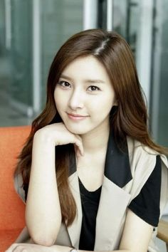 Korean actresses are very much talked about in many countries not only because of their distinct fashion styles but also because of their beautiful faces. Korean Actresses, Korean Actors, Actors & Actresses, Korean Bikini, Cute Korean, Beautiful Actresses, Most Beautiful, Beautiful Women, Bikini Girls