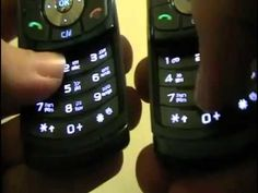 Guy plays Jason Mrax - I'm Yours on two Nokia phones