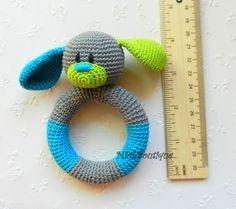 Ganchillo juguete del bebé juguete del bebé para por MioLBoutique