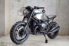 """A versão """"scrambler"""" criada por Ricardo Medrano, da oficina paulista Johnnie Wash, foi uma das vencedoras do Desafio de Customização (Customizing Challenge), promovido pela BMW Motorrad em todo o mundo."""