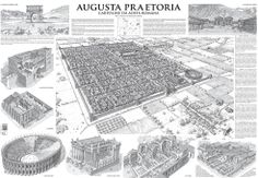 AUGUSTA PRAETORIA - AOSTA