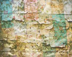 Descarga instantánea Vintage Wallpaper edredón del viejo mundo Digital Clip Art descargar fotografía 8 x 10 textura uso comercial