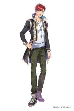 響 奏音 CV.江口拓也 | キャラクター | PSVITA®専用ソフト『マジきゅんっ!ルネッサンス』公式サイト