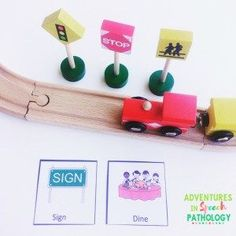 Hands-on therapy activities for the Phonological Process of Stopping - Adventures in Speech Pathology Preschool Speech Therapy, Therapy Activities, Therapy Ideas, Minimal Pair, Phonological Processes, Speech Pathology, Language Development, Speech And Language, Special Education