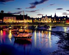Harbour - Stonehaven, Scotland