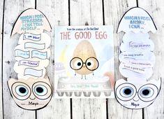 The Good Egg Self-Care / Positive Affirmation Surprise
