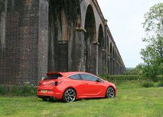 2012 Vauxhall Astra VXR. Picture taken alongside the Harringworth Viaduct, England.  #Vauxhall #Astra #VXR