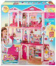 Casa Dos Sonhos Da Barbie 3 Andares - R$ 1.799,00 em Mercado Livre