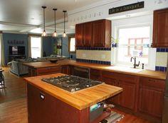 Amazing open floor plan at 9720 Vanderpoel!