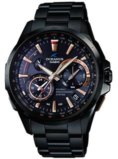 Three New Casio Oceanus Models To Feature Hybrid Timekeeping System Merging GPS And Radio Signal Syncing