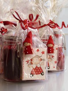 Winny, wat eten we vandaag?: Zelf maken: kerst kadootjes lekker met eigengemaakte jam.