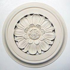 plaster ceiling rose