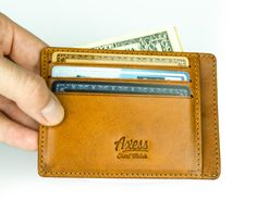 Best mens wallet from Axess Front Pocket Wallets | axesswallets