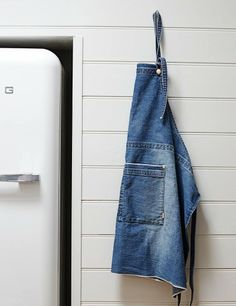Abode Living - Dining & Kitchen - Accessories - Denim Apron - Abode Living