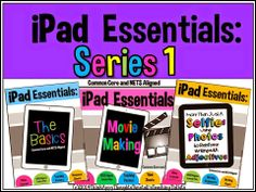 2 Girls, 1 Year, 730 Moments to Share: iPads in the Classroom!