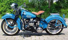 Harley Davidson WLA 45'' Flathead.
