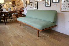 eBay watch: 1950s Scandinavian Peter Hvidt & Orla Molgaard Nielsen sofa bed for France and Sons