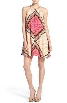 Minkpink Trance Swing Dress | Nordstrom (worn by Emily Gemma)
