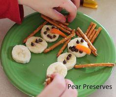 Christmas Pretzels, Christmas Snacks, Christmas Goodies, Holiday Treats, Christmas Recipes, Kids Christmas, Preschool Snacks, Fun Snacks For Kids, Kids Meals