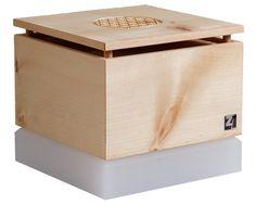 ZirbenLüfter-CUBE Salzburg pure,  für Ihr neues natürliches und gutes Raumklima, komplett und sofort betriebsbereit, für Raumgrößen bis 40 m2 eckige Kanten milchige/satinierter Bodenbehälter - und Deckplatte aus Zirbe mit Blume des Lebens 1 Liter Wassertank  #CUBE #Zirbe #Arve #Holz #Luftreiniger #Luftbefeuchter #Luxus #Lifestyle #Asthma #Zirbenholz #besserschlafen #Raumklima #schlafen #natur Cube, Pure Products, Salzburg, Asthma, Mini, Sleep Better, Indoor, Light Therapy, Humidifier