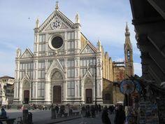 Basilica di Santa Croce di Firenze - Chiesa