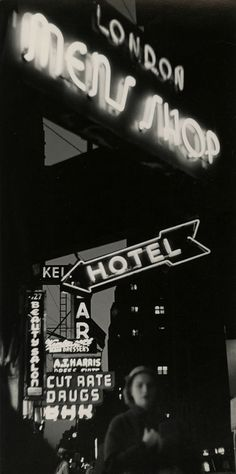 "gmgallery: "" New York City by Alfred Statler, 1950s www.stores.eBay.com/GrapefruitMoonGallery """