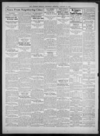 Los Angeles herald [microform]. (Los Angeles [Calif.]) 1900-1911, January 21, 1909, Page 10, Image 10, brought to you by University of California, Riverside; Riverside, CA, and the National Digital Newspaper Program.